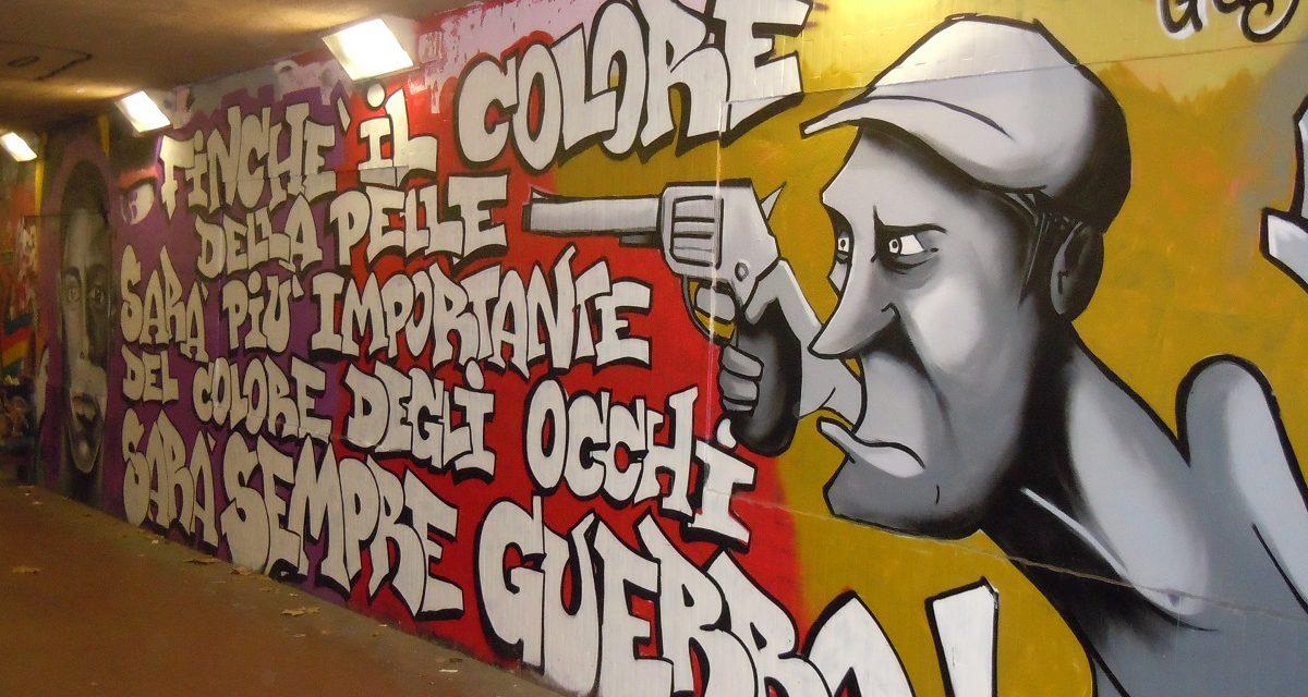 Galleria delle Cure. Sottoterra, sopra l'arte, con l'aiuto di Totò.