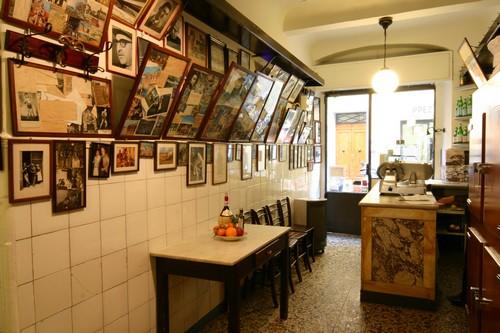 "Trattoria ""Da Sostanza"" ma a Firenze si chiama ""I' Troia"""