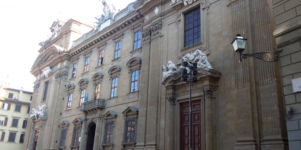 Piazza San Firenze, tra santi e divinità a cui si rivolse la città