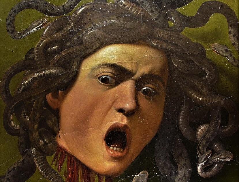 I segreti degli Uffizi. I messaggi occulti delle opere. Caravaggio.