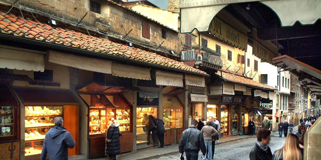 Gli orafi di Ponte Vecchio. Tra architettura, innovazione, estetica e funzionalità