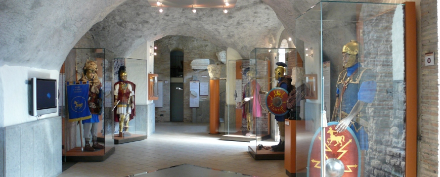 Museo Legione II Parthica