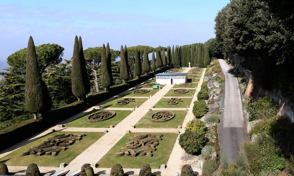 Ville Pontificie Castel Gandolfo: Giardini Barberini