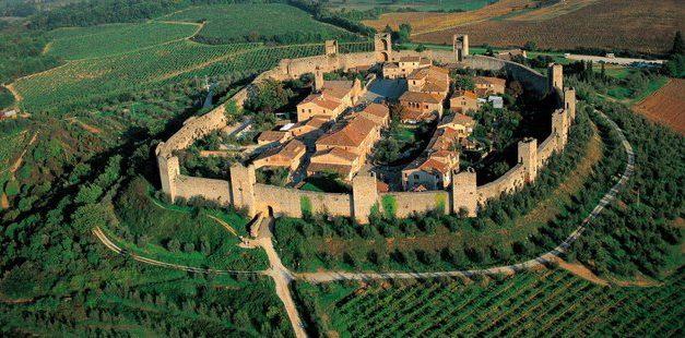 Il Castello di Monteriggioni