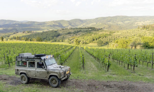 Off Road in Tuscany